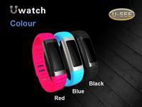 U See U9 U Watch bluetooth bracelet pedometer smart watches china wholesale