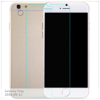 New 2014 Resuli 4.7 Inch Fashion 9H Hardness Tempered Glass Screen Protector Film For iphone 6 Free shipping&Wholesale