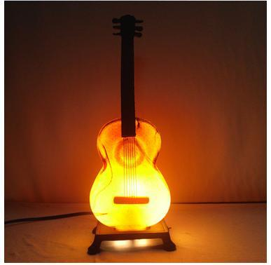 Guitar Shaped Lamps Pictures To Pin On Pinterest Thepinsta