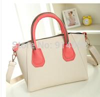 Free shipping fashion women messenger bags PU  handbags