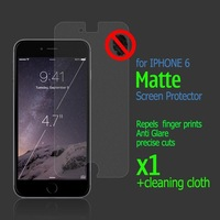 For Iphone 6 4.7 Screen Protector Transparent LCD Matte Protective Screen Guard NO Retail Package Free Ship 2014 New