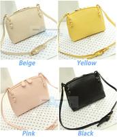 Newest Lady Handbag Shoulder Bag Tote Purse New Fashion Leather Women Messenger Clutch