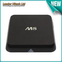2014 Hot Sale Android4.4 Quad core OTT Smart Tv Box  2GB DDR3 8GB/16GB 4K XBMC 2.0GHz Bluetooth 4.0  free shipping