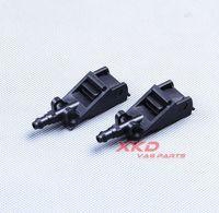 2Pcs OEM Windshield Washer Spray Nozzle For VW  VW Bora Jetta Golf MK4 Beetle Passat  GOL POLO  TOUAREG  6RD 955 985 9B9