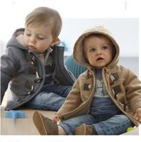 Retail 2014 Hot sale boy winter cotton coat. Autumn and Winter child outerwear children coat children clothing boys jackets.