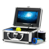 "7"" Color LCD HD Underwater Video Camera System 600TV Lines Fishing Fish Finder"