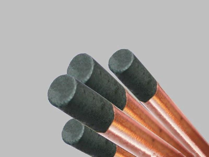 Графитовые электроды для сварки медных проводов своими руками