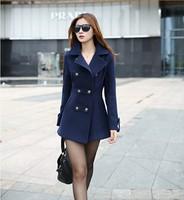 2014 autumn windbreaker jacket Korean version of the influx of high-end big collar small suit coat