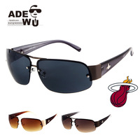 Hot Sale Shades Motorcycle Men Sunglasses Outdoor Cycling Glasses Heat Tattoo oculos de sol masculino Sunglass