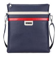 New 2014 Real Vintage Cow Leather Men's Briefcase Fashion Men Shoulder Bag Messenger bag 2012-22