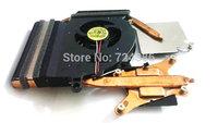 New Computer cooler for Samsung RF511 fan, RF510 cooler RF712 RF710 CPU fan with heatsink genuine laptop RF510 cooling fan 30pcs
