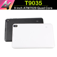 2014 New Models 9 inch Quad Core Tablet pc With LED Flash light ATM7029 Android 4.4 Dual camera HDMI