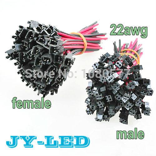 Терминал JY-LED 50pairs/lot 10