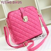 Flying birds! new style high quality lingge women handbag shoulder bag cross-body women messenger bags handbags LS3786c