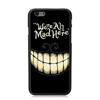 Elonbo Smiling Face Plastic Hard Back Cover for iPhone 6 Case 4.7 inch Phone Cases