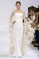 Cheap vintage lace wedding dress vestido de festa longo Bridal Gown