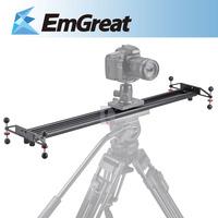 DHL Free Professional Latour 120CM 8KG Video Camera Slider Adjustable Sliding-pad For DSLR Camcorders Video Shooting P0016162