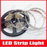 5m 300 Leds 3528 LED Strip Light Non Waterproof 12V Flexible Led Light Ribbon Lamp RGB Red Blue Green Yellow White,Free Shipping