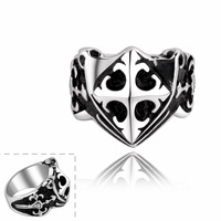 Aircraf Men Ring Best Quality Stainless Steel #7 #8 #9 with nice gift box  R018 Vintage Jewelry Wholesale