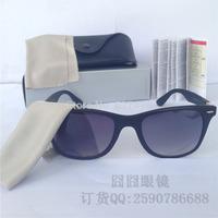 Wayfarer 4195 Vintage Men women sun glasses glass Black g ray Gafas de sol, occhiali da sole, oculos de sol Brand sunglasses