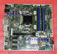 Free shipping for HP desktop motherboard 696887-001,696399-002 IPMMB-FM chipset Z75 socket 1155 DDR3 USB3.0