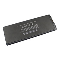 """Li-ion battery black 5200mAh, 10.8V laptop Replacement for APPLE 13"""" A1185, MA561, MA561FE/A"""