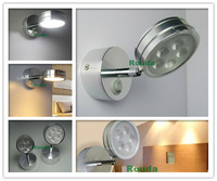 led lamp 5w bedroom sconce with switch taiwan led chips epistar 120lm/w