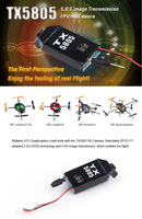 Walkera TX5805 5.8Ghz transmitter&HD camera (image real time) CE approval for FPV helicopers&quadcopter