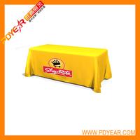 6FT custom table cover Standard-America - trade show table cover , trade show table cloths