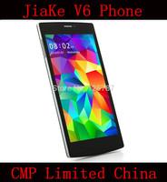 JiaKe V6 5.5 Inch MTK6582 Quad Core Android 4.2 IPS 960X540 Screen 1GB RAM 8GB ROM 8MP Camera Dual Sim 3G GPS Mobile Phone