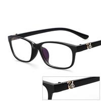 2014 new diamond Frame Glasses student prescription glasses Optical Spectacles Eyeglasses Glasses Frame Gafas