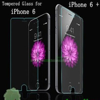 2014 New Tempered Glass For iPhone 6 Screen Protector Screen Film Guard For iPhone6 4.7inch 100pcs by DHL