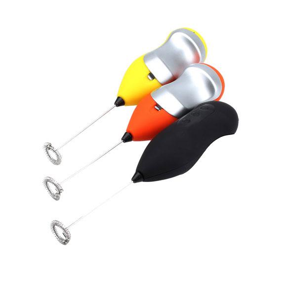 Environmental protection Mini Handheld Electronic Food Drink Egg Beater Mixer Stirrer E5M1(China (Mainland))