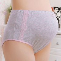 1 PC Pregnancy Maternity Pregnant Women Comfortable Cotton Underwear Briefs Butt Lifter Panties Shorts Plus Size M L XL