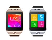 1.54 inches Capacitive Screen Watch Phone Bluetooth Watch Pedometer