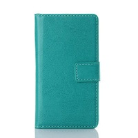 High quality Pu leather stand wallet case with card holder for Sony Xperia Z1 Mini
