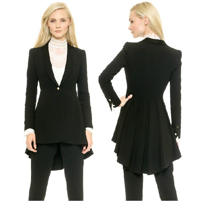 Black Women Suit Women 39 s Black Suit Tuxedo