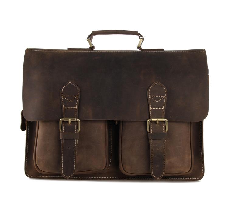 7105B jmd ума-лошадь кожа стиль мужская портфели сумка для ...