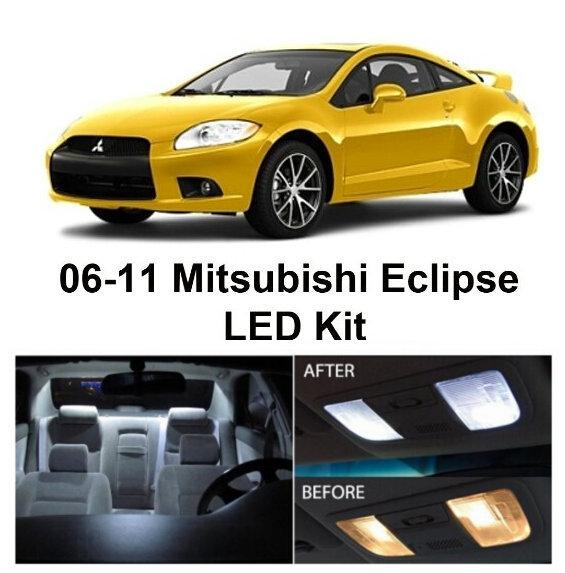 Лампа для чтения Iculed 4 /mitsubishi Eclipse 2006/2011 лампа для чтения iculed 7pcs scion tc 2008 2014