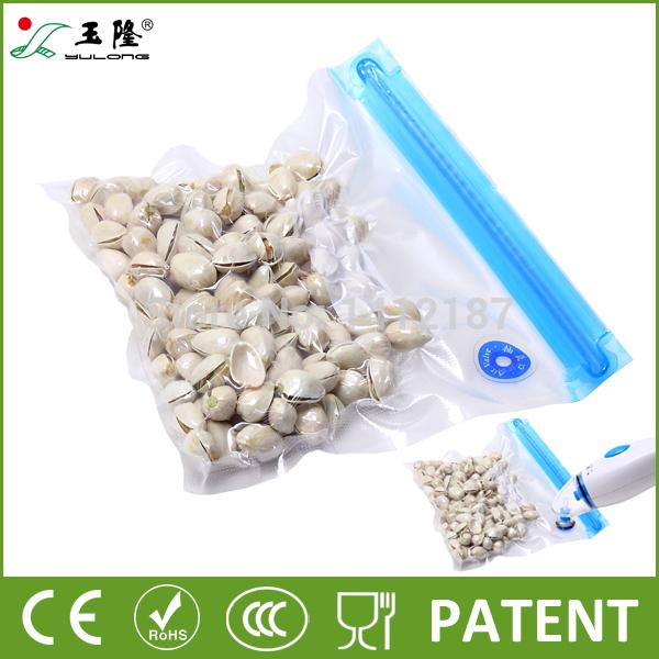 Zipper top storage bags/vacuum bag/plastic bag/fruit bag, Avoid freezer burn/LFGB approval(China (Mainland))