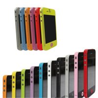 Wholesale Screen Protector Sticker Cover Full Body Vinyl Decal Skin for iPhone 4 4G 4GS 4S