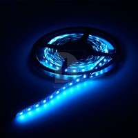 5M 150-LED 5050 SMD Non-Waterproof RGB Red Green  Blue Flexible LED Strip Light   017669 Free Shipping