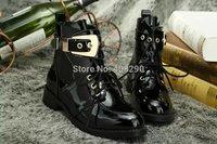 Latest fashion ladies genuine luxury brand shoes 2014  top quality  size 34-39