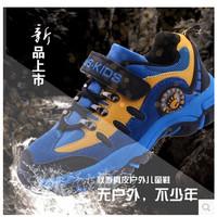 new 2014 children shoes kids shoes kids sneakers Free Shipping Dermis wearable Antiskid Anti-fur Deodorization size 31-40 1-636