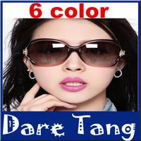 High Quality 2014 Retail Fashion Sun Glasses Retro Inspired Club Elegant Metal Star Master Sunglasses Women Free Shipping 014