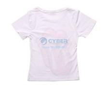 Retail Girls Suit Summer Set T-Shirt Pant Cartoon Tongue Dots Harem Pants Casual Suit Baby's Clothes Free Shipping #12 SV006639(China (Mainland))