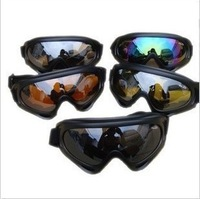 2014 new fashion Bike riding glasses outdoor wind  sand dust sponge sealed goggles wind protective glasses Cycling Eyewear
