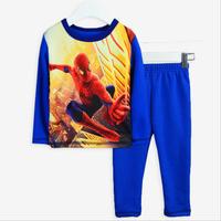 2014 Long Sleeve Kids Pajamas Sets Baby Clothing Set Boys pijama Girls Pyjamas 100% Cotton Design Sleepwear Retail Pijamas Kids