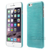 For iPhone 6 Plus Hard Case , Glossy Outer Brushed Inner Plastic Back Case for iPhone 6 Plus