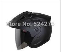 2014 New Arrivals Best quality ABS+ Anti-fog Lens Motorcycle Half Helmet  motorcross helmet motorbike helmet FREE SHPPING